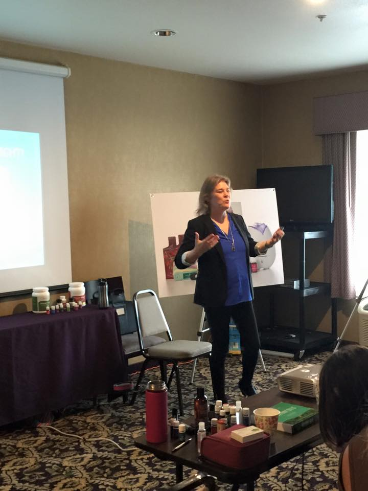 speaking at youngliving 415